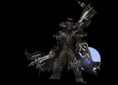 Heroes of Newerth - Hero - Witch Slayer