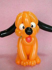 ブラッドハウンド犬 バルーンアートのやさしい作り方サイト!キュッとバルーン