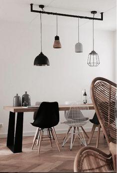 7 Gorgeous living room ideas for Spring (Daily Dream Decor) Dining Room Lighting, Bar Lighting, Home And Living, Living Room, Interior Styling, Interior Design, Home And Deco, Dream Decor, Dining Room Design