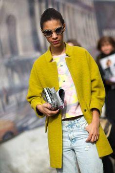 4b6377449ab4d 170 gorgeous street style photographs from New York Fashion Week   http   hbazaar