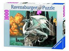 Ravensburger Dragon - 1000 Piece Puzzle, 2015 Amazon Top Rated Jigsaw Puzzles #Toy