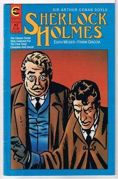 Sherlock Holmes #3