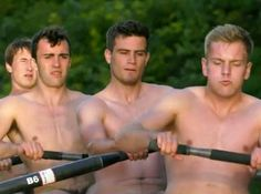 Anyone looking for a quick lunchtime thrill online may be disappointed today. The Warwick Rowers, that group of hot hardbodied young men from England, famous for their annual nude calendars, have been banned on YouTube.