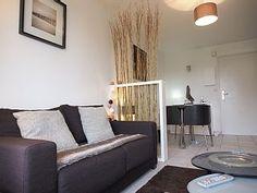 Moderne 2 Zimmer-Wohnung mit Meerblick, sehr ruhig, sehr gut ausgestattetes AutoFerienhaus in Cabourg von @HomeAway! #vacation #rental #travel #homeaway