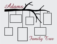 Family Tree Decal, Photo Frames ... Shift+R improves the quality of this image. Shift+A improves the quality of all images on this page.