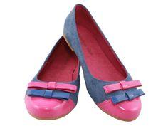 Sapatilha Cap Toe Azul e Pink, apenas R$59.90 + frete grátis! Para verificar a numeração e efetuar a compra é só entrar em contato pelo e-mail: vendas@sapatilhashop.com.br