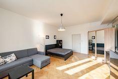 Prodej bytu 108,6 m2 Praha 7 Bubeneč Letná + balkony 14,9 m2 a 1,1 m2, sklep 3,3 m2   RealityMIX Thing 1, Oslo, Divider, Room, Furniture, Home Decor, Bedroom, Decoration Home, Room Decor