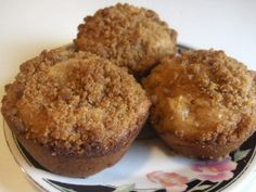 When our first daughter was born, a friend brought us a pail of these delicious muffins. It was such a thoughful gesture and perfect to snack on during that first couple days at home. Whenever I make these now I can still  taste  those first new days of motherhood. Thank you Erna!