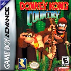 Emularoms: Donkey Kong Country ( BR ) [ GBA ]