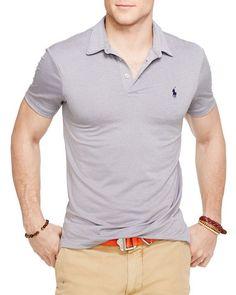 Polo Ralph Lauren Performance Polo Shirt - Regular Fit