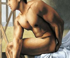 """Number - Painting by Steve Walker - Canadian Male Body Art, Devon And Cornwall, Number, Painting, Painting Art, Paintings, Drawings"