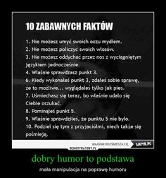 Ciekawe czy ty tez tak zrobiłeś Polish Memes, Funny Mems, Sarcastic Humor, Wtf Funny, Man Humor, Really Funny, I Laughed, Fun Facts, Laughter
