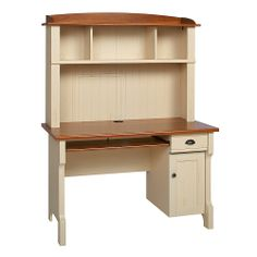 80 light wood and metal computer desk with hutch items for sale pinterest metal computer desk desks and office furniture