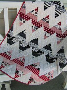 Zig Zag Baby Quilts & Blanket
