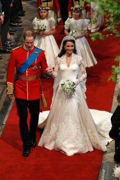 Royal Wedding - Prince William & Kate Middleton