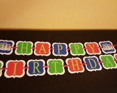 Pj Masks Birthday Banner, Pj Masks Birthday, Pj Masks Party, Pj Masks Shirt, Pj Masks Birthday Party, Pj Masks Party Banner, Pj Masks