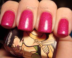 Chloe's Nails: Man Glaze