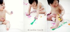 Cute idea for a 1 year old shoot...