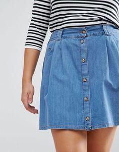 Women's plus size skirts & large size shorts | ASOS