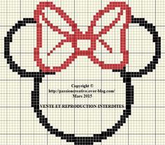 Pixel art for graphghans Free Cross Stitch Charts, Disney Cross Stitch Patterns, Cross Stitch Baby, Bobble Crochet, Graph Crochet, Crochet Patterns, Cross Stitching, Cross Stitch Embroidery, Crochet Disney