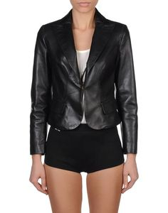 DSQUARED2 - Leather outerwear /  100% Lambskin / Made In Romania // EUR 1.325,00