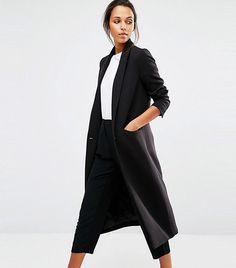 Selected Longline Tailored Coat