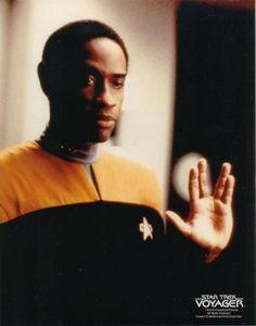 Star Trek: Voyager.