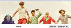 Garota cria divertidas capas para Facebook com referências à cultura pop - Reprodução/BuzzFeed