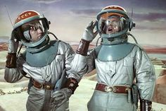 Space suit has been developed in the Soviet Union at the end of 1959.