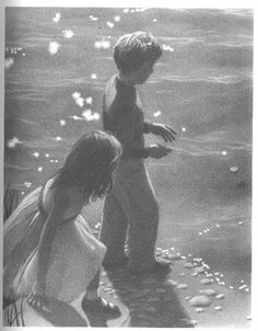 Top 100 Picture Books #50: The Mysteries of Harris Burdick by Chris Van Allsburg « A Fuse #8 Production