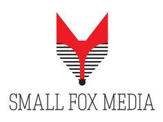 Small Fox Media | Herring & Haggis  #fox #logo