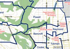 DC Homes For Sale in Powell Elementary School District zip code 20011 Crestwood