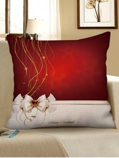 Home Decor: Artificial Flowers, Wall Stickers, LED Night Lights Cheap Online Sale Hello Kitty Christmas, Merry Christmas, Cheap Christmas, Christmas Pillow, Christmas Themes, Christmas Crafts, Cheap Pillows, Kids Pillows, Pillow Crafts