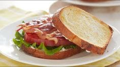 Recipes - How To Make The Best Bacon Sandwich Cooking #Recipes #recipe #cook #food