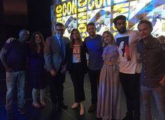 Izombie Cast, I Zombie, Rose Mciver, Comic Con Cosplay, Friends Forever, Movie Tv, Tv Series, Tv Shows, It Cast