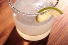 A Classic Margarita on the Rocks | 21 Cocktails You Should Learn To Make In Your Twenties