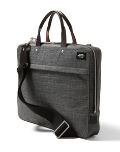 Jack Spade Slim Laptop Briefcase