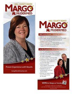 Margo McDermed, Will County Board
