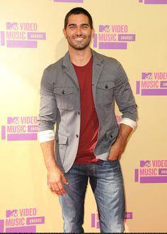 tyler hoeklin | Tyler Hoechlin 2012 MTV Video Music Awards