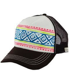 Billabong Women's Tight Rope Trucker Hat