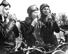 1970 motorcycle girls - Google Search