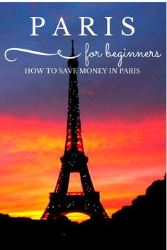 Paris for Beginners: