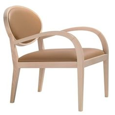 Butaca Andreu World Zarina BU1717    #AndreuWorldAmerica #OfficeDesign www.benharoffice.... #office #interiordesign #furniture