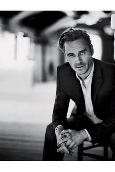Michael Fassbender - yes please