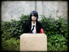 Me as Inugami from Gugute Kokkuri san
