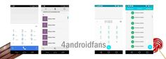 Difference between Android Kitkat and Android Lollipop Dialer