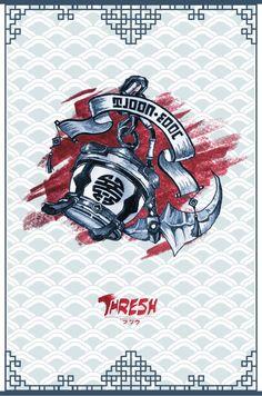 Thresh Blood Moon by heroalx