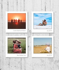 Photo Pixel Canvas Display - X Prints Pack Of 4 - X Photo Pixel Canvases Wall Canvas, Canvas Prints, Art Prints, Weymouth Beach, Photo Pixel, Canvas Display, Photo Canvas, Canvases, Word Art