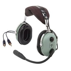 David Clark H10-13.4 Headset | Aviation Headsets - from Sporty's Pilot Shop