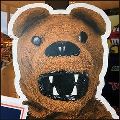 Weis Official Supermarket of Penn State Football – Fixtures Close Up Football Fixtures, Leonard Cohen, Scooby Doo, Teddy Bear, Fictional Characters, Teddy Bears, Fantasy Characters